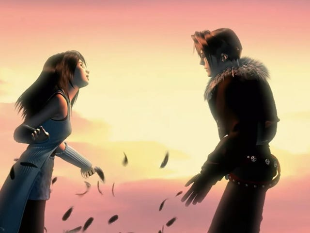 Final Fantasy VIII's Surprise Twist Nearly Ruined It For Me