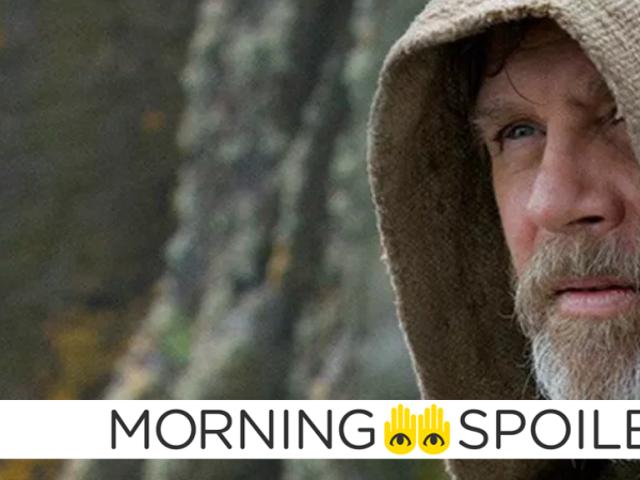 Mark Hamill Has a Big Issue With Luke SkywalkerinThe Last Jedi