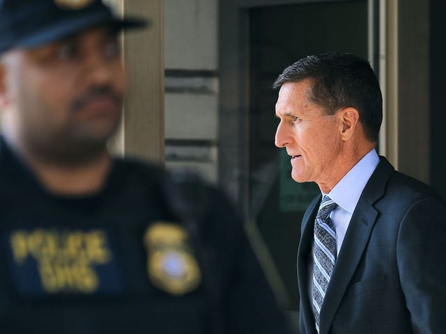 Trump Transition Team Discussed Michael Flynn Using Signal to Encrypt Conversations, Emails Show