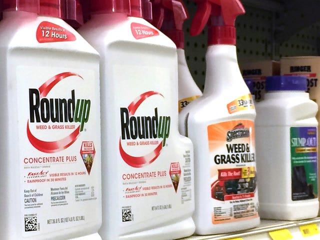 Verslag: Monsanto heeft 'Independent' Roundup Herbicide Safety Reviews uitgegeven