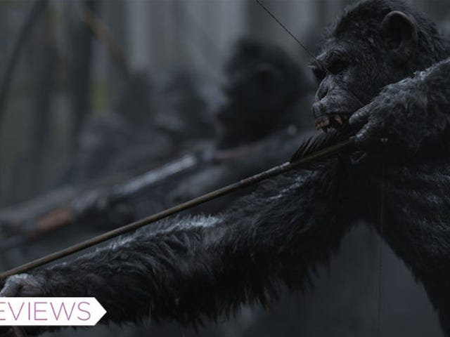 War for the Planet of the Apes Is One of the Best—and Bleakest—Summer Blockbusters Ever