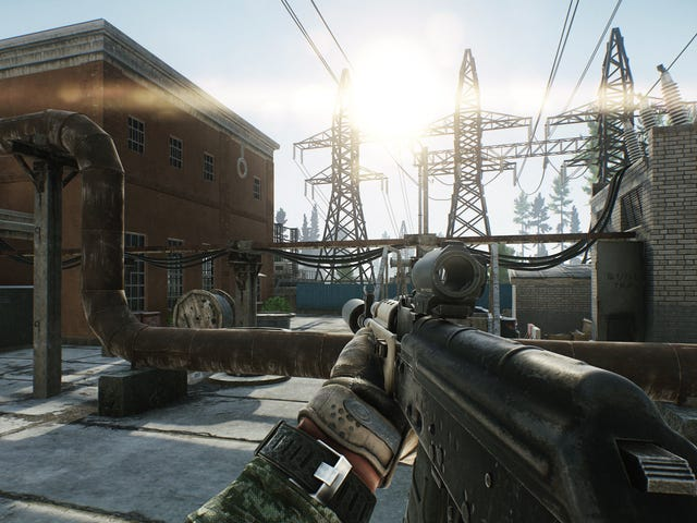 Escape From Tarkov, A 2-Year-Old War Game, Is Suddenly The Biggest Thing On Twitch