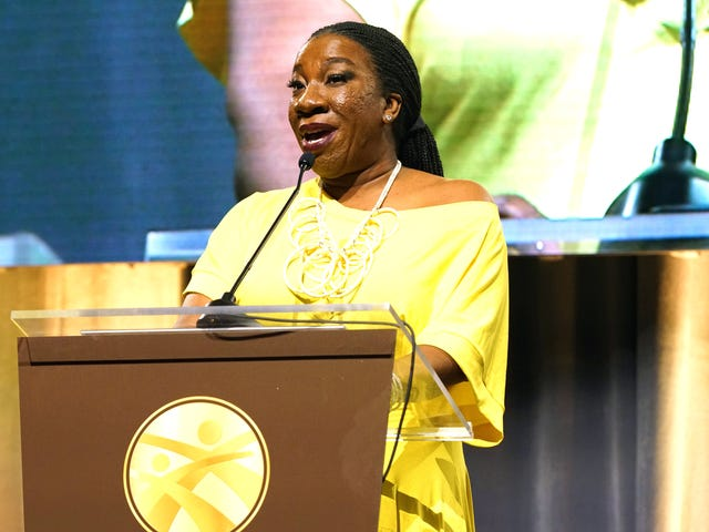 About That Time Tarana Burke Took on Tony Robbins ... and Won