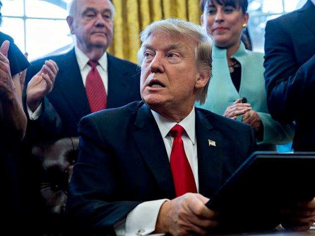 I-UPDATE: Ang Katarungan Neil Gorsuch ay nanalo sa kumpetisyon ng pinakabagong katotohanan ni Trump