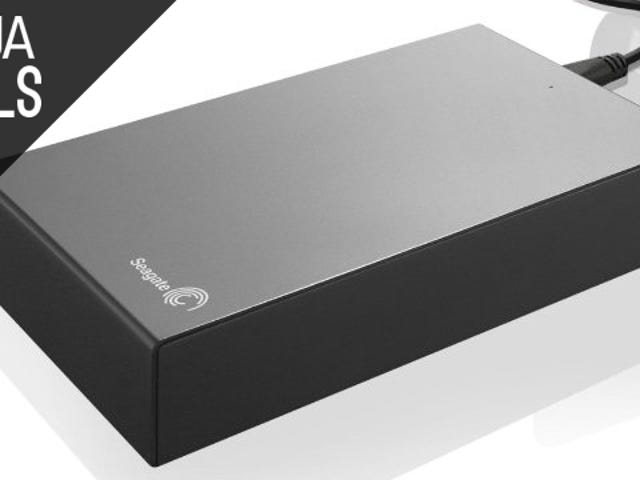 Expand Your Storage Hoard for Just $26/TB