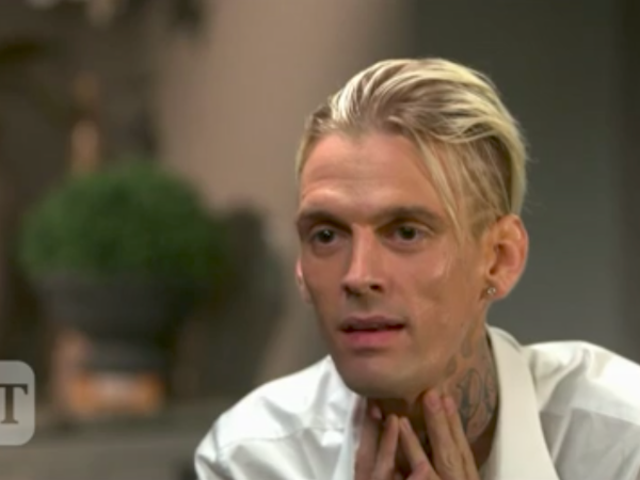 Aaron Carter Says He Was Involved in a 'Severe' Car Accident, But He's Fine
