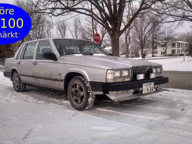 1986 Volvo 740 GLE Review - The Search for Oppositelock Gold