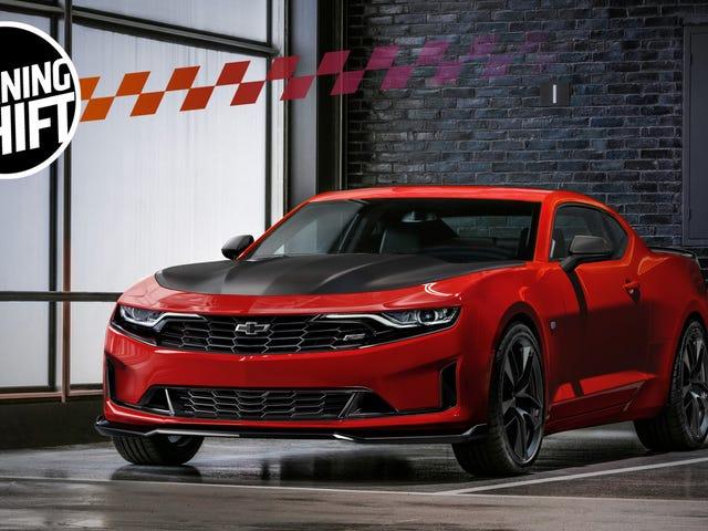 Atout foutu le prix d'une Chevrolet Camaro en Chine