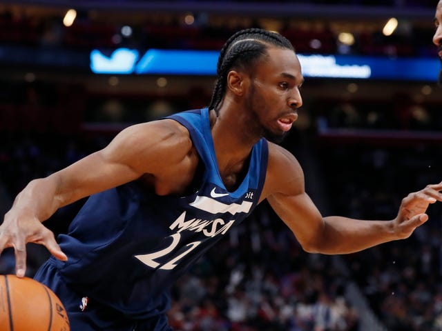 Aggiornamento di Andrew Wiggins: Ah, Hm, beh, The Thing Is
