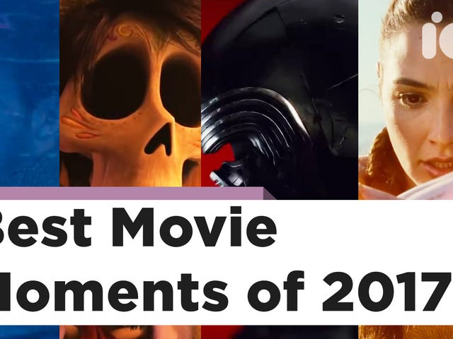 The Best, Worst, and Most Unforgettable Movie Moments of 2017