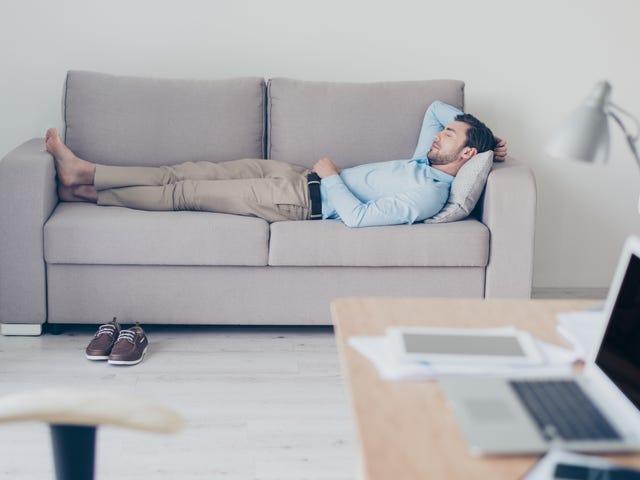 Отдых может быть таким же продуктивным, как и работа
