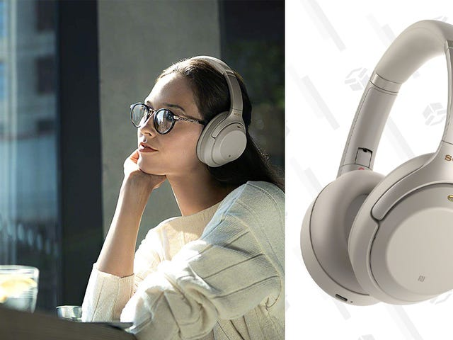 If You Don't Mind Refurbs, Here's a Great Deal on the Best Noise Canceling Headphones