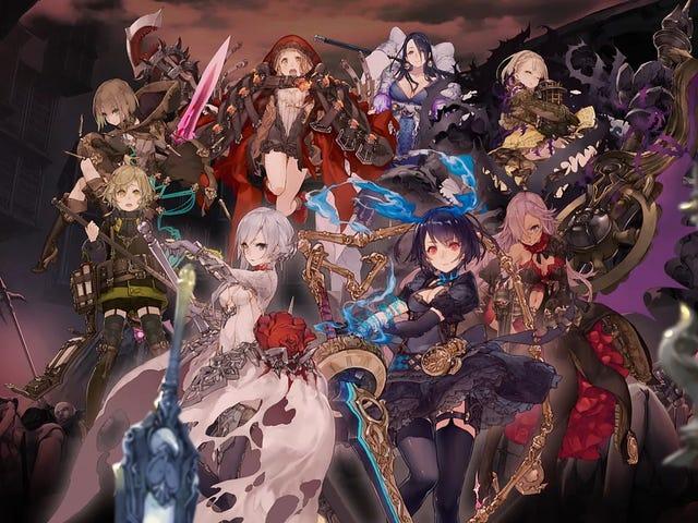Nier Yaratıcısı Mobil RPG SINoALICE Küresel Temmuz 1