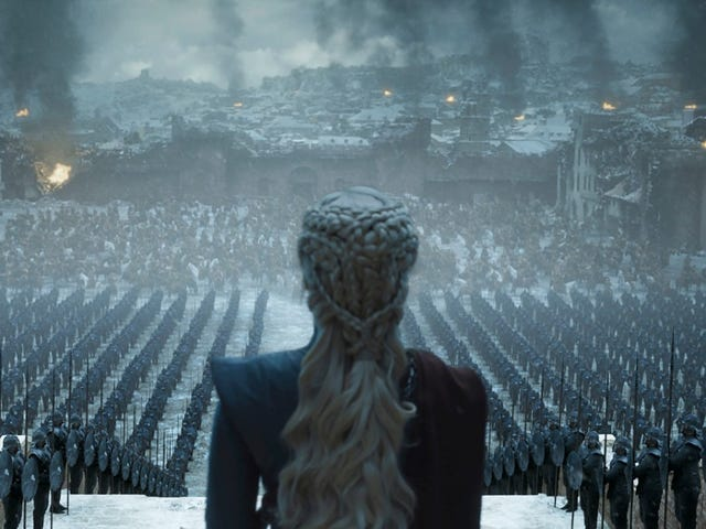 That Game of Thrones Documentary Was Just as Much a Secret as the Actual Show
