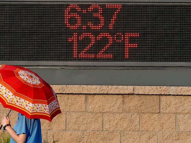 A Hotter Climate Will Kill Americans in Unexpected Ways, Study Finds