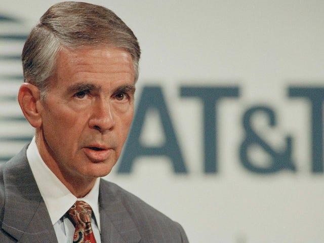AT&Tの元ヘッドはTech Communityの他の多くのユーザーと同様、秘密のセキュリティクリアランスを持っていました