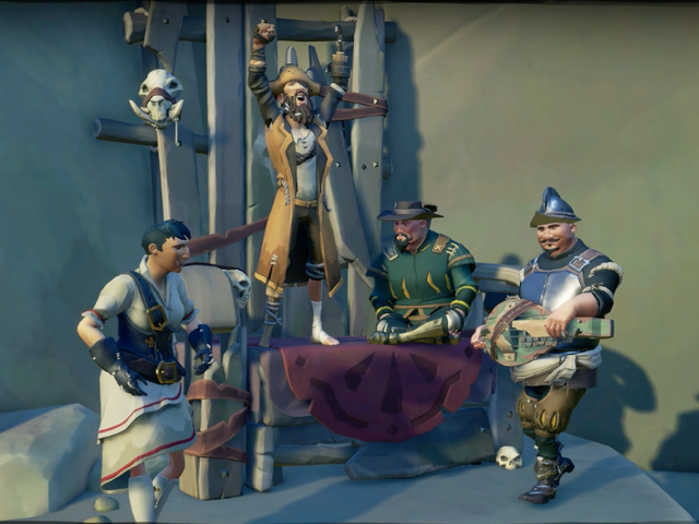 Sea of Thieves' New Event Is All About Exploration