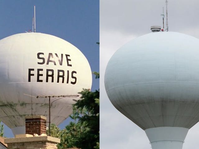 Ferris Bueller's Day Off Chicagolandin ulkoasu näyttää 30 vuotta myöhemmin