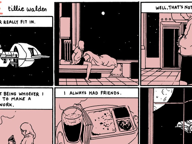 In This Short Comic, A Technician Learns the Joys of Loneliness in Space