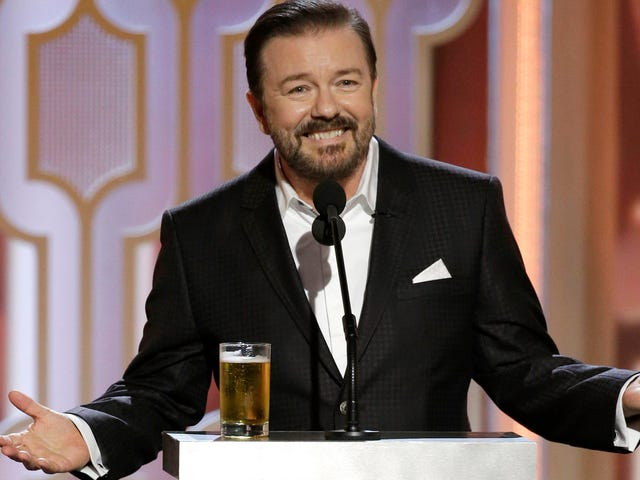 Ricky Gervais Loves That You're Offended By His Trans Jokes