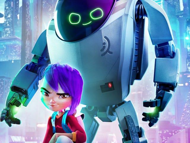 John Krasinski Is a Killer Robot In Netflix's New Animated Film, Next Gen