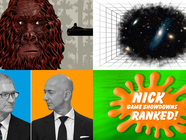 Feud Week, Dungeons & Dragons, Shooting Bigfoot, and IFA 2018: Best Gizmodo Stories of the Week