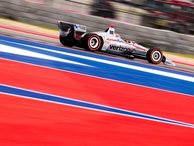 Đây là phòng trưng bày Mega của bạn từ cuộc đua đầu tiên của IndyCar vào cuối tuần ở Austin
