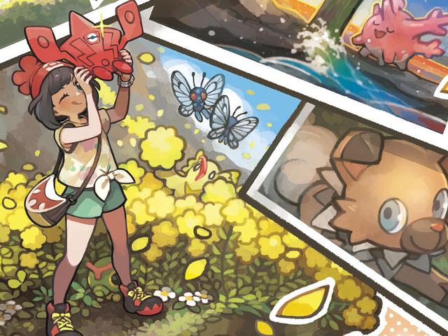 La demo <em>Pokémon</em> <i>Sun and Moon</i> è ora disponibile, ed è la pena giocare