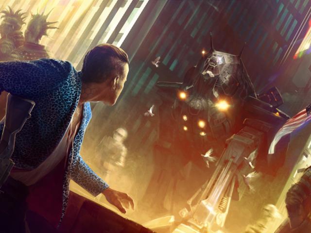 Cyberpunk 2077, el juego más esperado de los creadores de Witcher 3, ha vuelto a tuitear y los fans han enloquecido