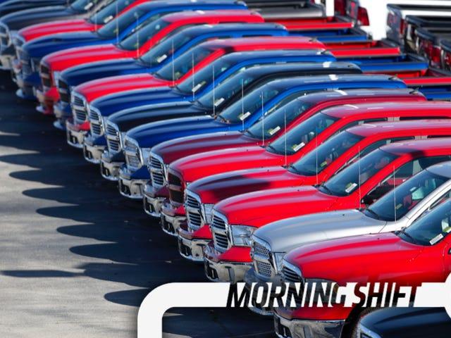 Το Μέσος Όρος Νέου Οχήματος στην Αμερική είναι $ 33.993