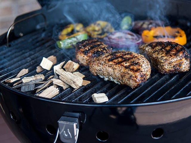 Start Planning Your Spring Barbecue With This $64 Infrared Charcoal Grill