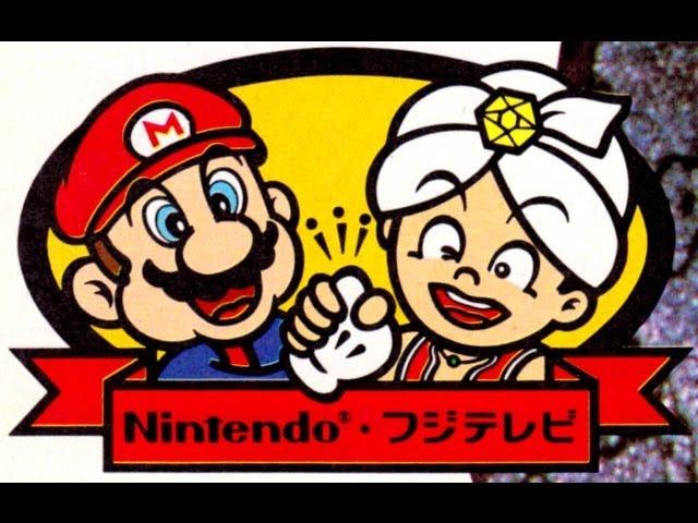 Late TAY Retro:Famicom |  YumeKōjō:Doki Doki恐慌| 电视广告(JP)