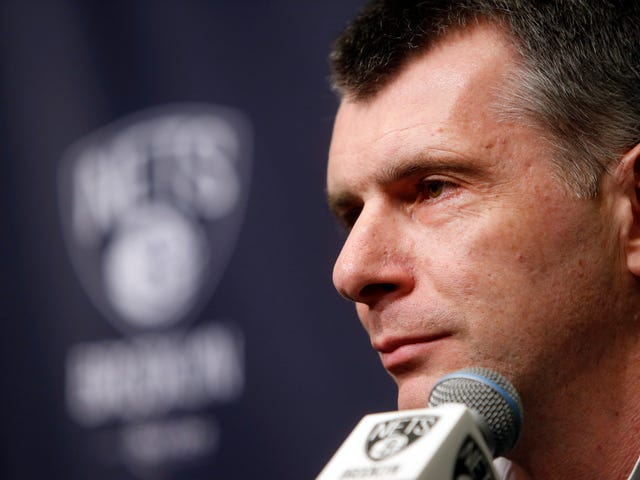 Mikhail Prokhorov er blevet vittigheder