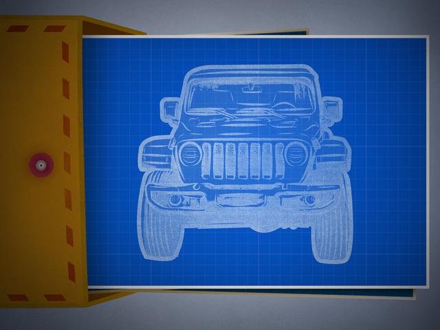 Vad det var som att hålla den nya Jeep Wranglers Juiciest Secrets Tyst i två år