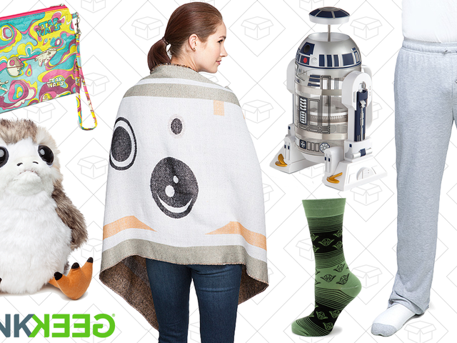 ThinkGeek's May the Fourth Sale Is Already Live