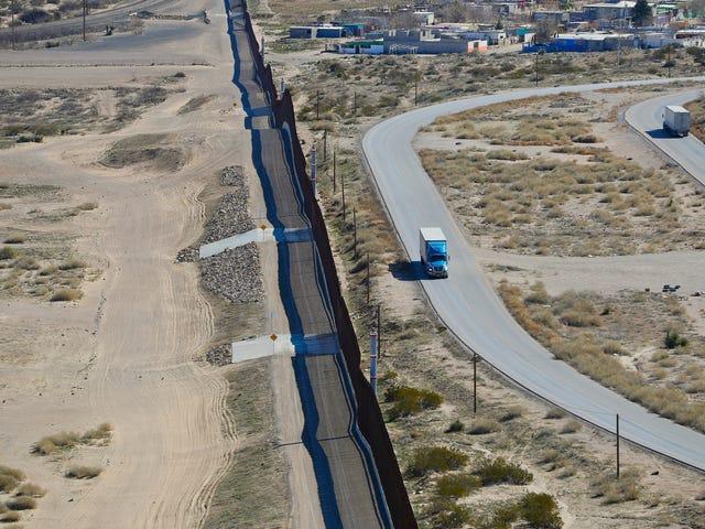 PayPal, GoFundMe Yank-konti for langt højre milit, der afrunder migranter ved grænsen
