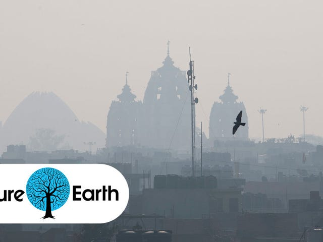 China's Smog Makes Headlines But India's Is Much Worse
