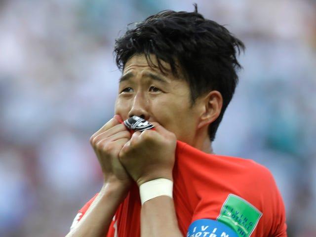 Prestasi Korea Selatan Mengapa Piala Dunia Terlibat