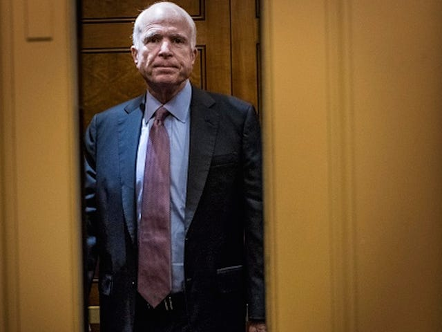 John McCain Will Return to Senate Tuesday to Vote On Healthcare Bill