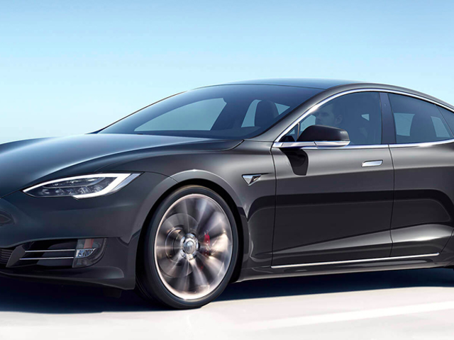 Tesla is Updating Battery Software After Model S Catches Fire in Hong Kong