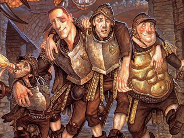 BBC's Discworld Adaptation, The Watch, Nabs Richard Dormer and More for Its Cast