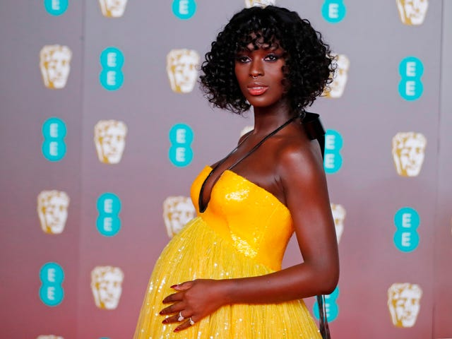 The 2020 #BAFTAsSoWhite, but We Were Still Rooting for Everybody Black on the Red Carpet
