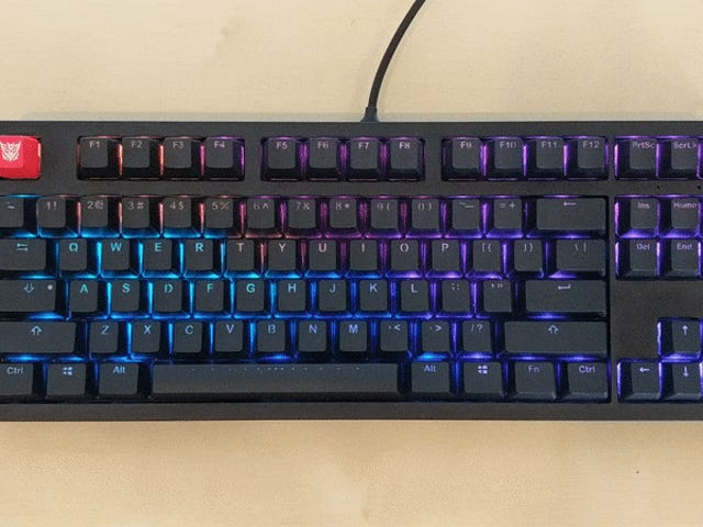 iKBC MF87是您无需自行打造的最高级的机械键盘