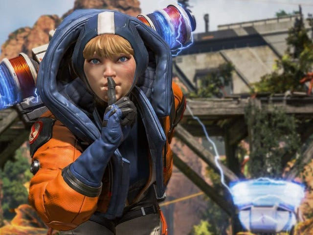 Apex Legends Developers Listen To Kotaku Article, Add 'You're Welcome' Button