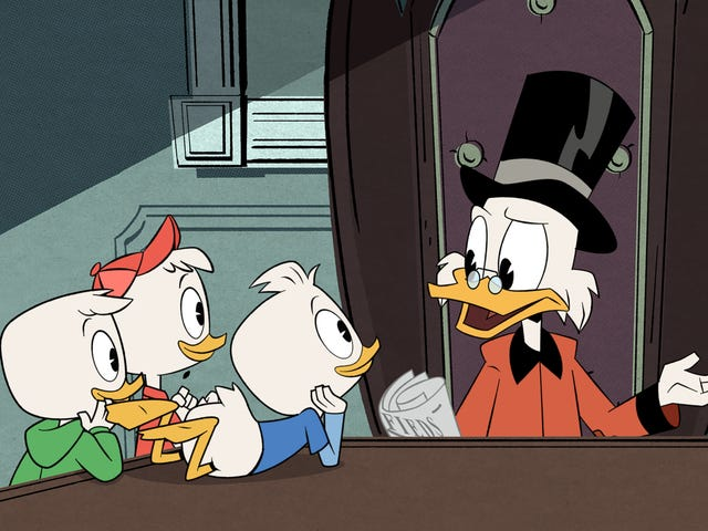 The New DuckTales Is a Perfect Example of How Today's Cartoons Are the Best They've Ever Been