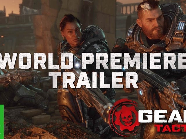 Gears Tactics is coming to Xbox One and PC (including on Steam) on April 28, 2020