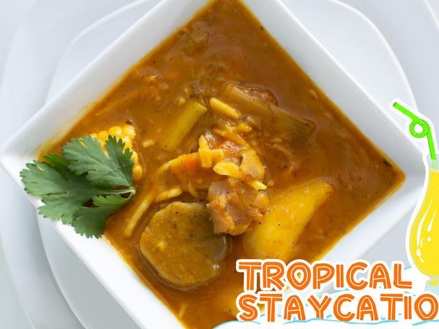 La sopa haitiana joumou es a la vez celebración y rebelión