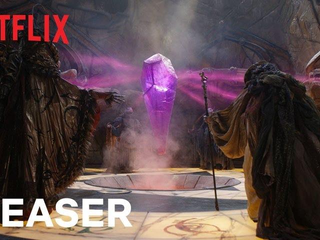 Cristal Oscuro: La era de la resistencia (Netflix) - Trailer