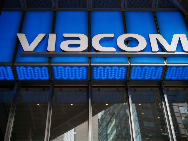 Viacom and CBS are merging again, because true corporate love never dies
