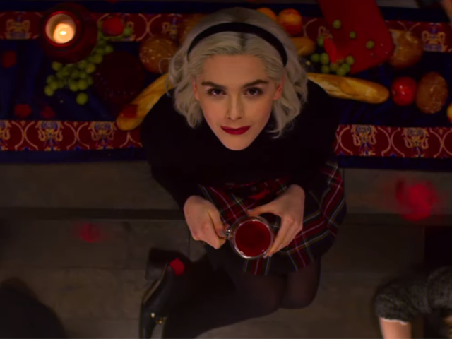 In the First Chilling Adventures of Sabrina Season 2 Trailer, the Teenage Witch Embraces Her Dark Side